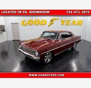1967 Chevrolet Nova for sale 101412706