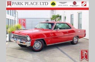 1967 Chevrolet Nova Coupe for sale 101450262