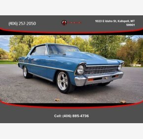 1967 Chevrolet Nova for sale 101488586
