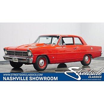 1967 Chevrolet Nova for sale 101521431