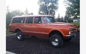 1967 Chevrolet Suburban for sale 101590835