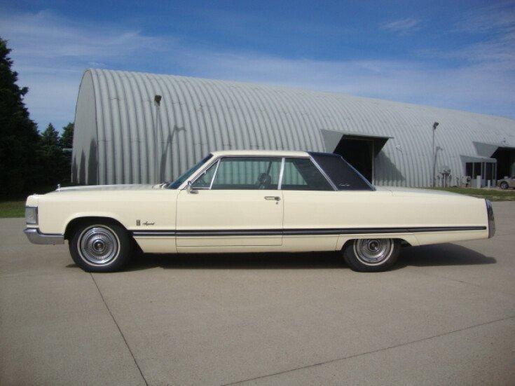 1967 Chrysler Imperial for sale 100979850