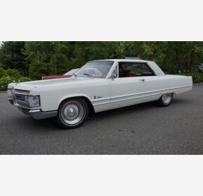 1967 Chrysler Imperial Crown for sale 101052394