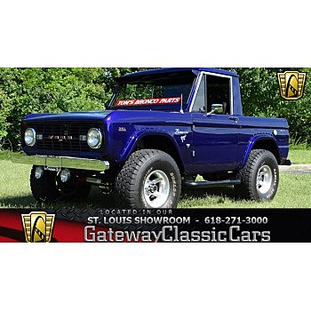 1967 Ford Bronco for sale 101041847
