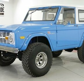 1967 Ford Bronco for sale 101200062