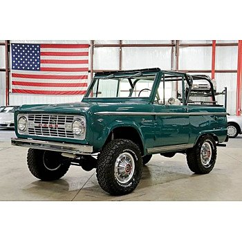 1967 Ford Bronco for sale 101227830