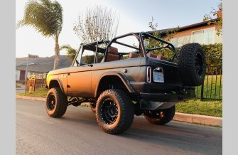 1967 Ford Bronco for sale 101276214