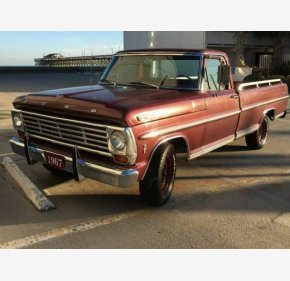 1967 Ford F100 for sale 101076932