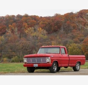 1967 Ford F100 for sale 101111279