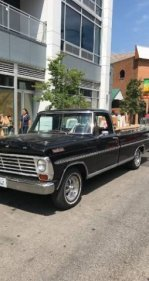 1967 Ford F100 for sale 101126564