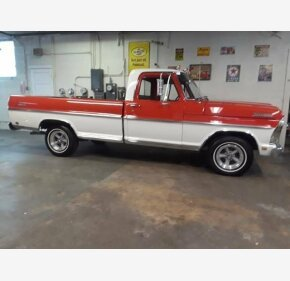 1967 Ford F100 for sale 101126565
