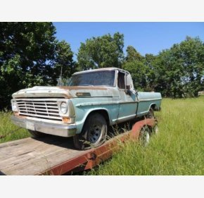 1967 Ford F100 Classics for Sale - Classics on Autotrader