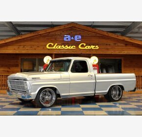 1967 Ford F100 Classics For Sale Classics On Autotrader