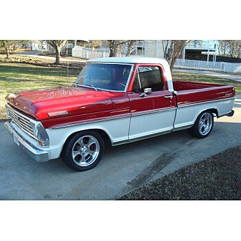 1967 Ford F100 for sale 101275937
