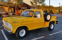 1967 Ford F100 2WD Regular Cab for sale 101325833