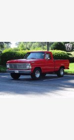 1967 Ford F100 for sale 101358399