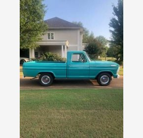 1967 Ford F100 for sale 101366347