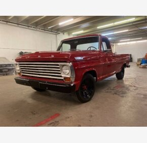 1967 Ford F100 for sale 101467900