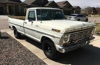 1967 Ford F250 2WD Regular Cab for sale 101098250