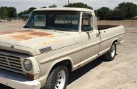 1967 Ford F250 2WD Regular Cab for sale 101164433