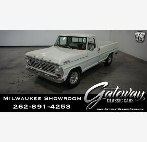 1967 Ford F250 for sale 101180022