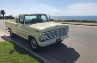 1967 Ford F250 Camper Special for sale 101320271