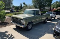 1967 Ford F250 for sale 101321222