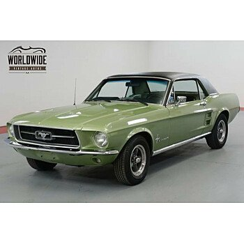 1967 Ford Mustang for sale 101063886