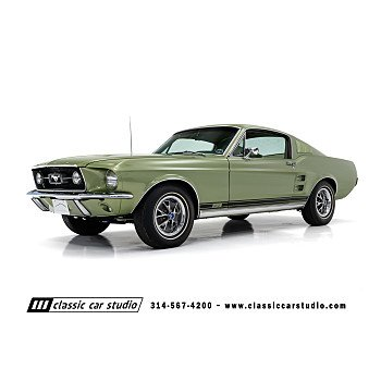 1967 Ford Mustang for sale 101081936