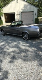 1967 Ford Mustang Convertible for sale 101185722