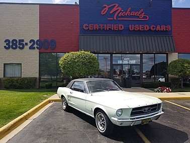1967 Ford Mustang for sale 101200344