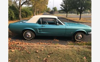 1967 Ford Mustang Coupe for sale 101218373