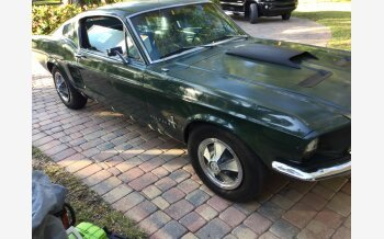 1967 Ford Mustang Fastback for sale 101249663