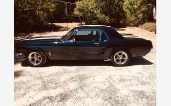 1967 Ford Mustang Coupe for sale 101270805