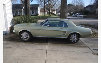 1967 Ford Mustang Coupe for sale 101286089