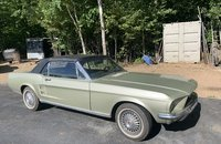 1967 Ford Mustang Convertible for sale 101377818