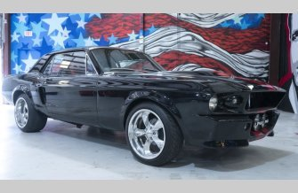 1967 Ford Mustang GT for sale 101462668