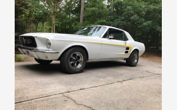 1967 Ford Mustang Coupe for sale 101490778
