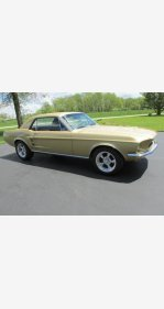 1967 Ford Mustang for sale 100829007
