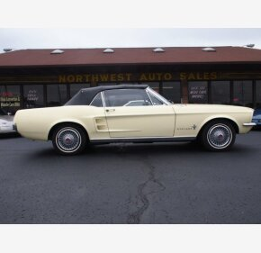 1967 Ford Mustang for sale 100995411
