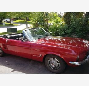 1967 Ford Mustang for sale 101002144
