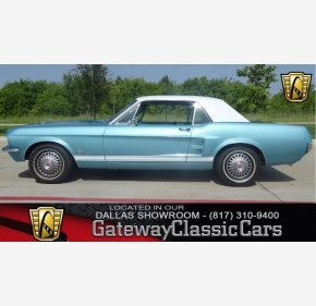 1967 Ford Mustang For 101004929