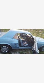 1967 Ford Mustang for sale 101005802