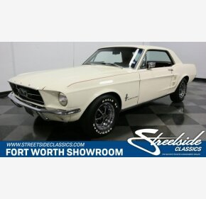 1967 Ford Mustang for sale 101047221
