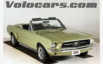 1967 Ford Mustang for sale 101057587