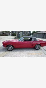 1967 Ford Mustang for sale 101066574