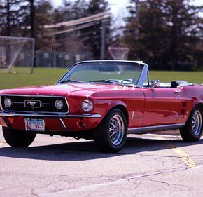 1967 Ford Mustang Convertible for sale 101145646