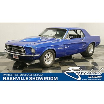 1967 Ford Mustang for sale 101180540