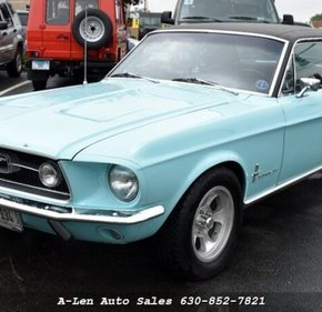 1967 Ford Mustang for sale 101188391