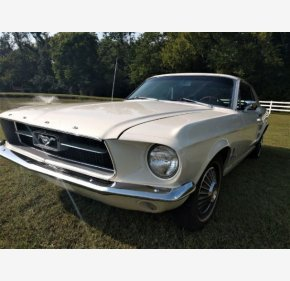 1967 Ford Mustang for sale 101191007